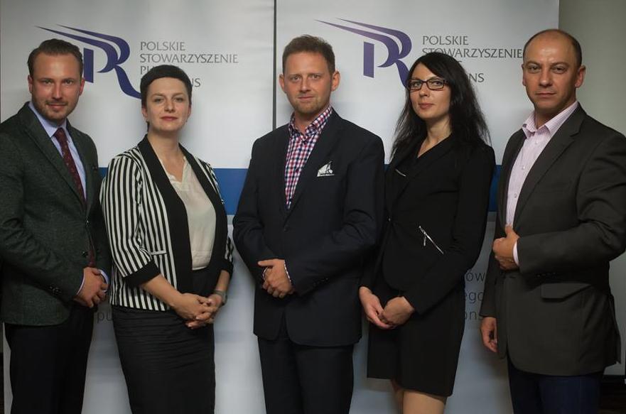 Krystian Dudek Przewodniczącym Polskiego Stowarzyszenia Public Relations o. Śląskpspr 0
