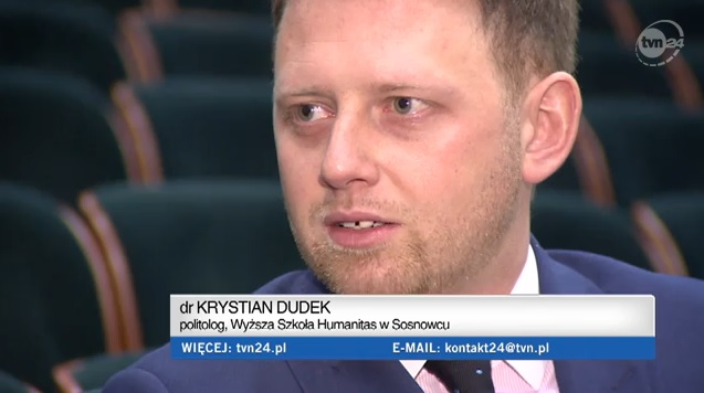 TVN Cz na Białym 6 lutego