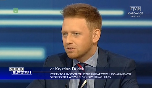 K Dudek Telewizyjna 1 - 5 marca 2015