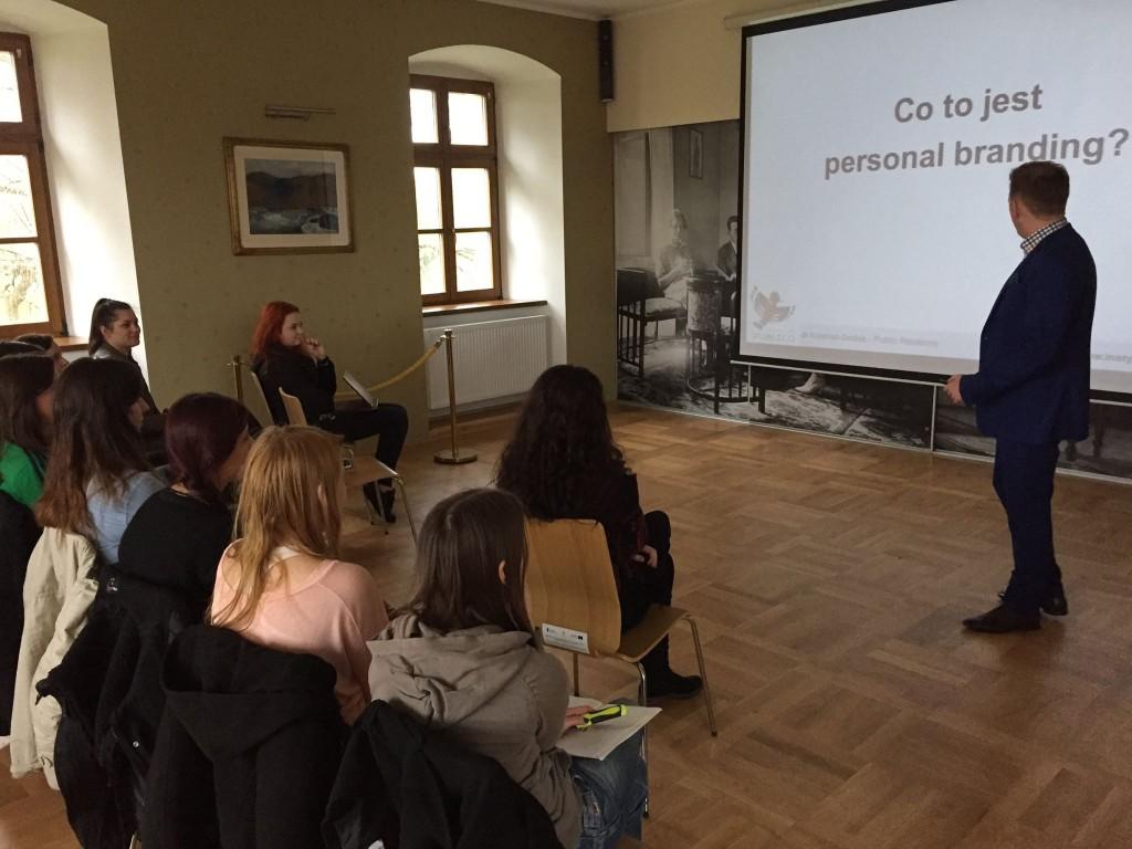 Wykład dla studentów ATH w Bielsku Białej.