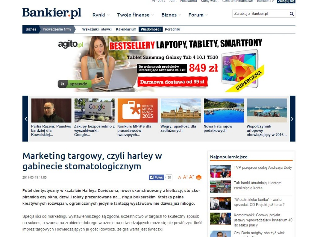 Marketing targowy