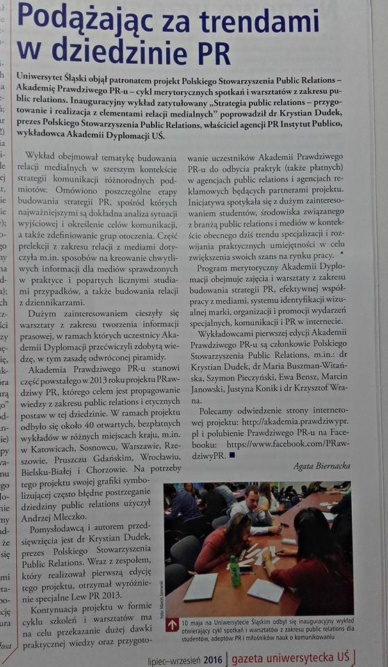 Gazeta Uniwersytecka 2