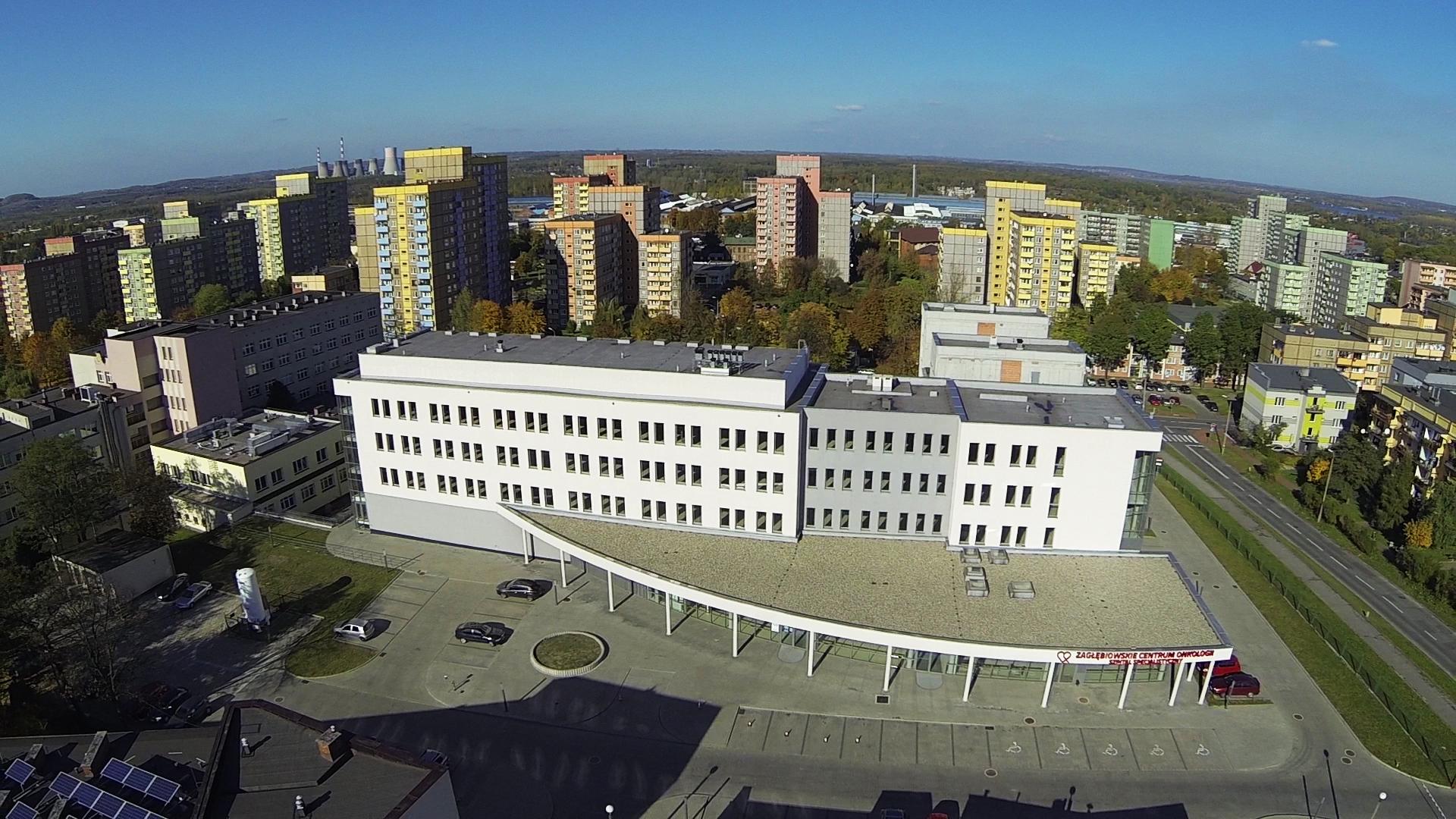Zagłębiowskie Centrum Onkologii w Dąbrowie Górniczej