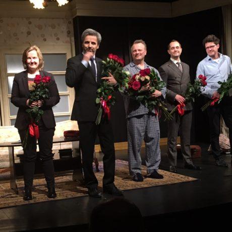 Spektakl Pół na Pół w Teatrze Polonia